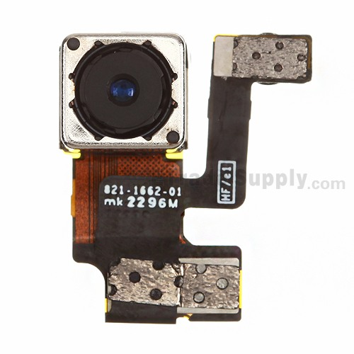 For Apple iPhone 5 Rear Facing Camera Replacement - Grade S+