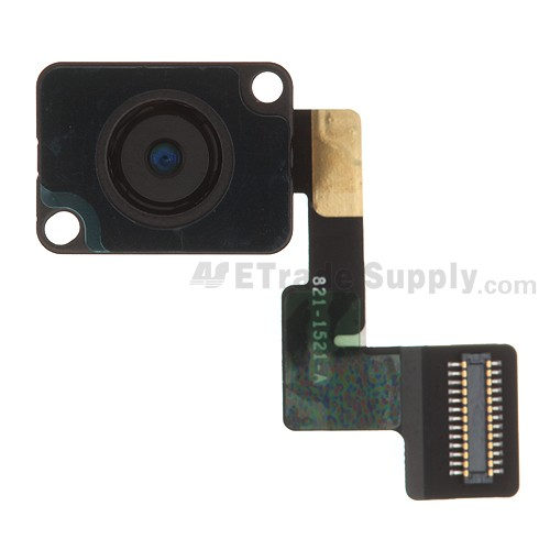 For Apple iPad Air Rear Facing Camera Replacement - Grade S+