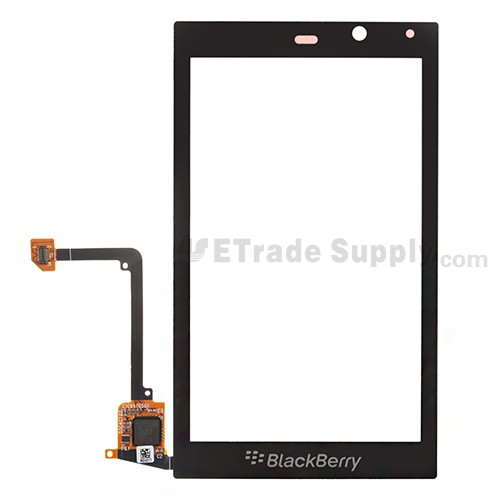 For BlackBerry Z10 Digitizer Touch Screen Replacement - Grade S+