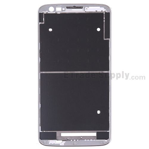 For LG G2 VS980 Front Housing Replacement - White - Grade S+