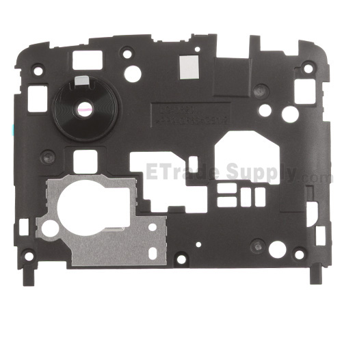 For LG Nexus 5 D820 Rear Housing Replacement - Black - Grade S+