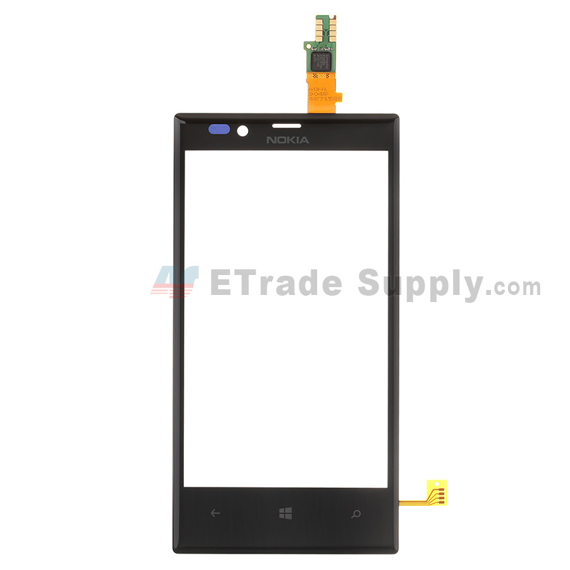 For Nokia Lumia 720 Digitizer Touch Screen Replacement - Grade S+
