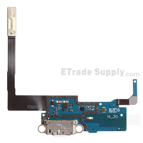For Samsung Galaxy Note 3 N900 Charging Port Flex Cable Ribbon Replacement - Grade S+