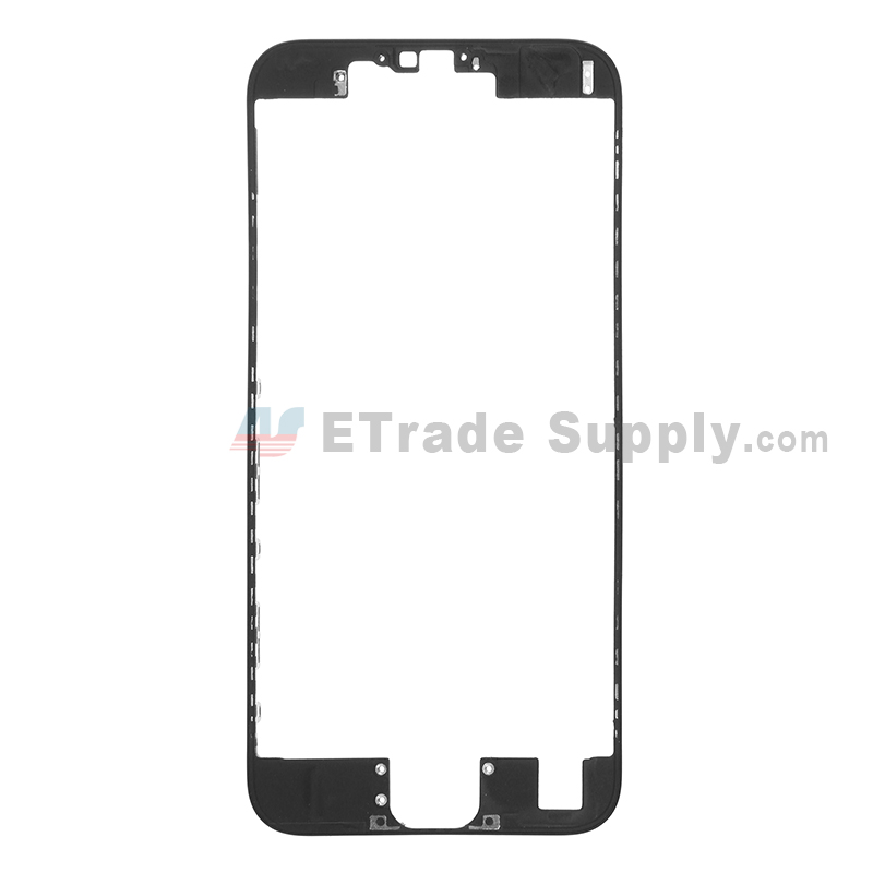 For Apple iPhone 6S Digitizer Frame Replacement - Black - Grade S+