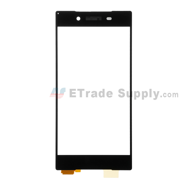For Sony Xperia Z5 Digitizer Touch Screen  Replacement - Black - With Logo - Grade S+