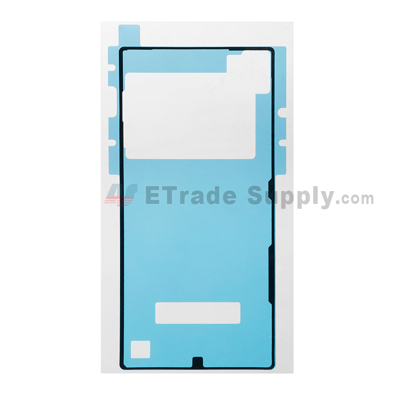 For Sony Xperia Z5 Premium Battery Door Adhesive Replacement - Grade S+