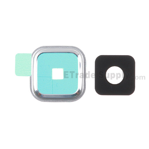 For Samsung Galaxy S5 Series Camera Lens and Bezel Replacement - Grade R
