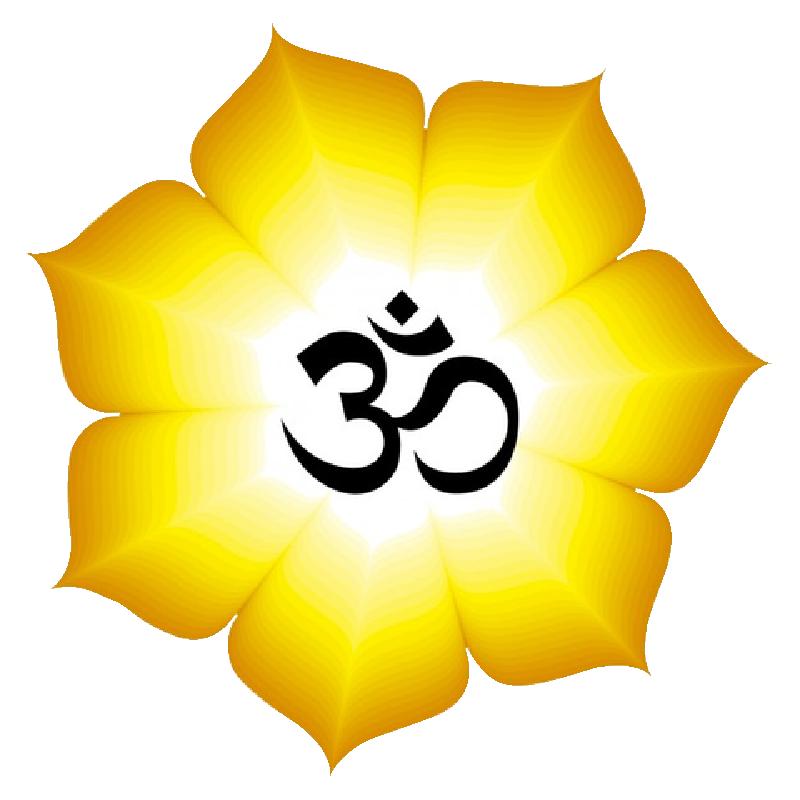 Usha Sharma om symbol
