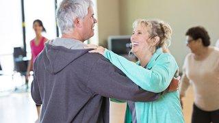 Ballroom to boogie: How dancing can improve seniors' brain health