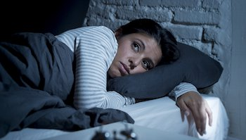 Insomnia: Don't lose sleep over it