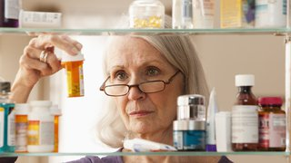 Anticholinergic drugs: A potential link to dementia
