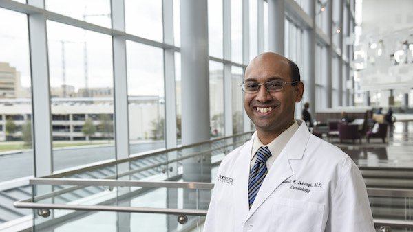 Dr. Rohatgi's perspective: Advanced heart care with a twist