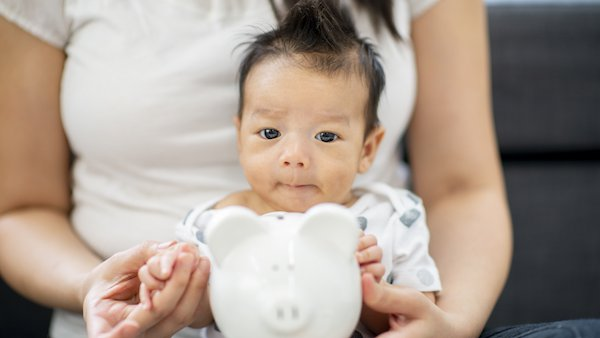 7 ways to save money during baby's first year of life