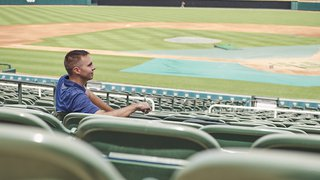 Frisco RoughRiders exec stares down thyroid cancer with help of his UT Southwestern 'team'