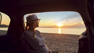 Is it safe for pregnant moms to take a road trip during COVID-19?