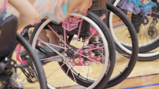 Paralympian Inspires Pursuit of Adaptive Sports