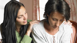 How to be a good friend to someone who's suffered pregnancy loss