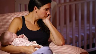 Treating postpartum depression with complementary or alternative medicine