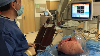 UTSW is first in Texas to transplant lungs using new technology to make organs more viable