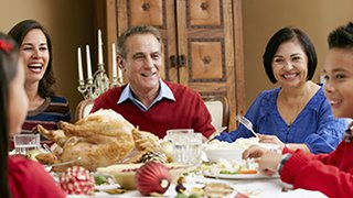 Cancer and the holidays: Talk it out or stay silent?