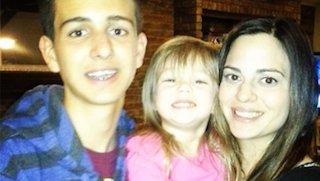 Overcoming postpartum depression: Elaine's story