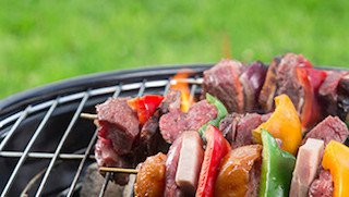 Grilling and healthy eating: A few tasty tricks