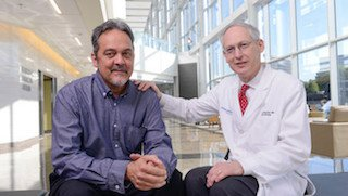 Davy's story: Getting creative to save a heart failure patient
