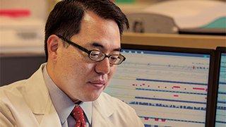 Molecular genetics tumor board