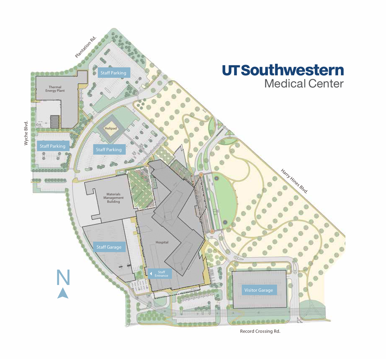 Parking William P Clements Jr University Hospital Ut