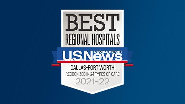 'U.S. News'-worthy: Eight UTSW Specialties Ranked in Nation's Top 25