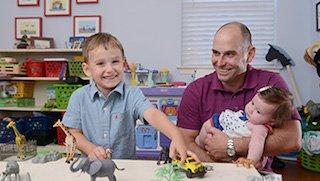 Goodbye, sleep; Hello, fatherhood: Life as a new dad