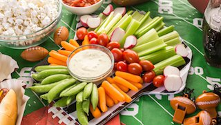 6 Healthy Eating Tips for Big Game Day