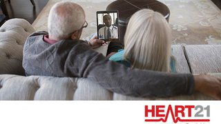 Video visits offer high-quality heart failure care from the comfort of home