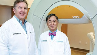 Locally advanced lung cancer