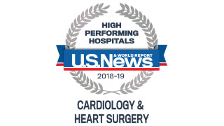 2018 Cardiology High Performing