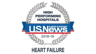 2018 Heart Failure High Performing
