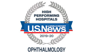 US News Ophthalmology 2019-20