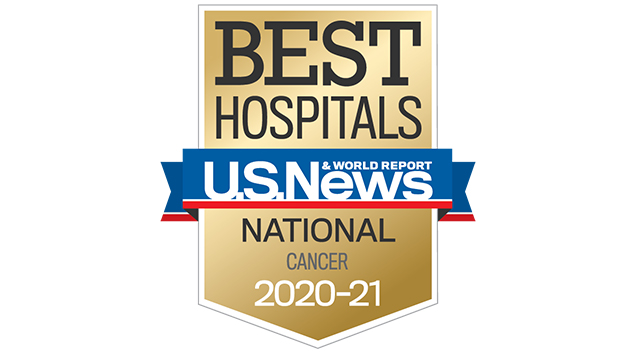 2020 USNWR best hospital cancer 320x180