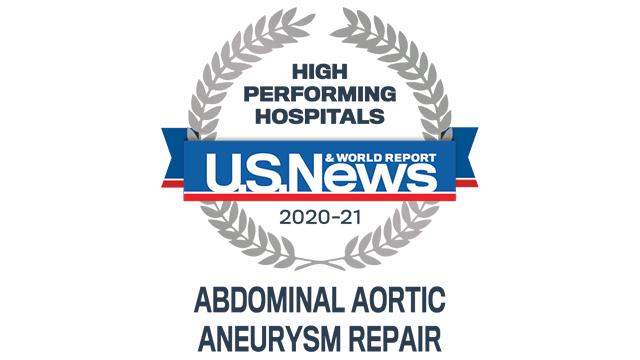 2020 high performing abdominal aortic aneurysm repair 320x180