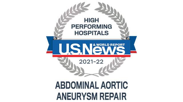 2021 high performing abdominal aneurism repair centered 640x360