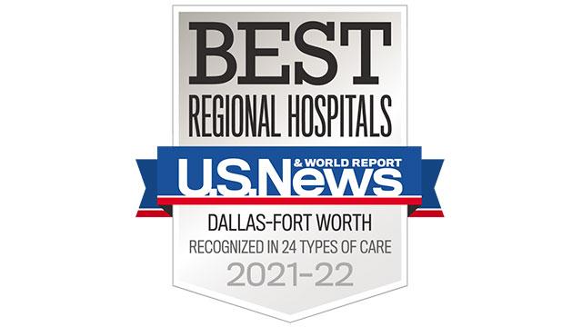 2021 US News and World Report Regional Ranking 640x360