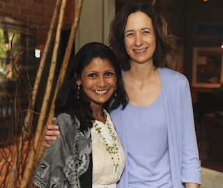 Dr. Ana Islam and Dr. Shelby Holt