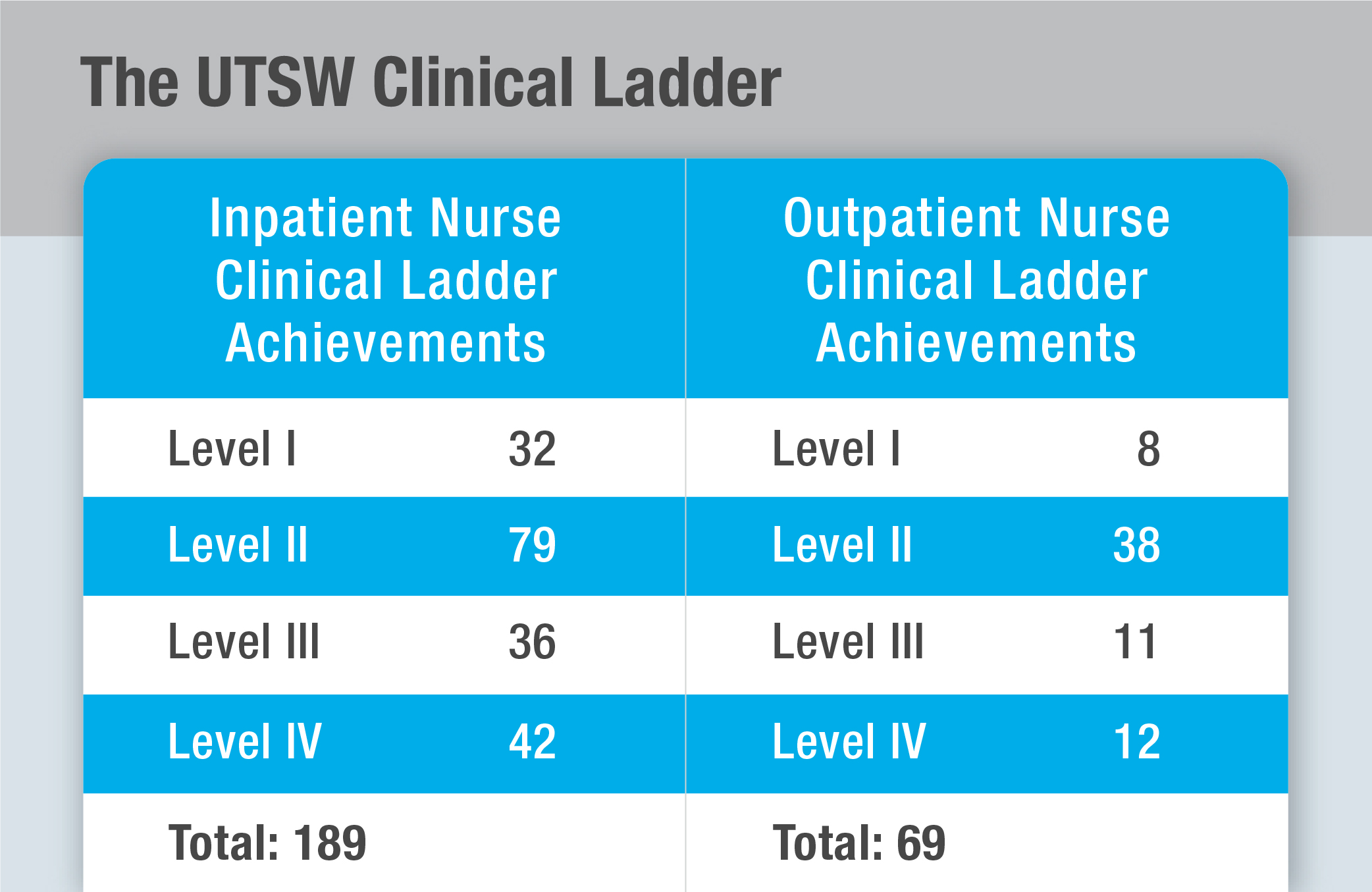 Clinical Ladder graphic