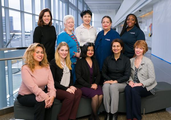 COVE geriatrics team