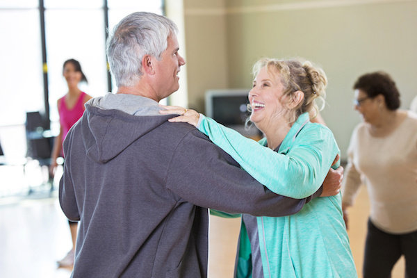 Ballroom to boogie: How dancing can improve seniors' brain health