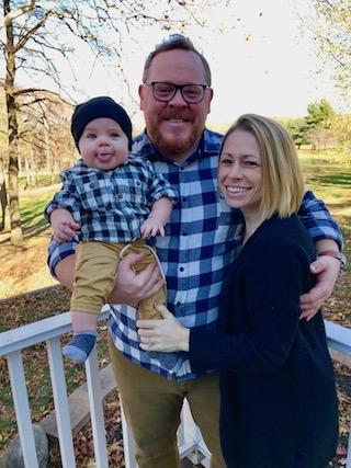 Reed Williams family photo