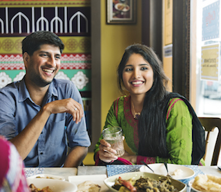South Asian food is one possible cause of increased heart disease.