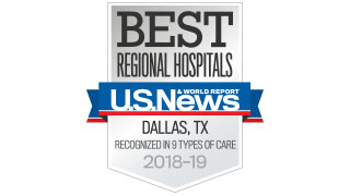2018 Best Hospital US News Ranking