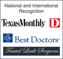 National and International Recognition for LASIK