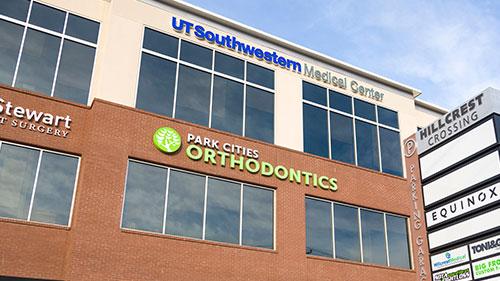 UT Southwestern Park Cities facility